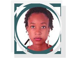 Portrait of Martha Namusobya