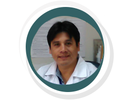 Portrait of Pavel Contreras
