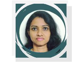 Portrait of Anitha Jagadesh