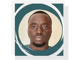 Portrait of Anthony Kayiira