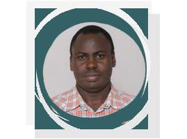 Portrait of Charles Osingada