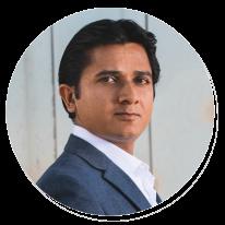 Headshot of Karthik Natarajan