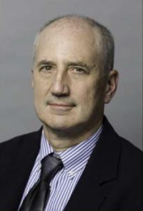 Portrait of Edward Trimble