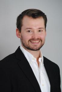 Portrait of Rees Parrish