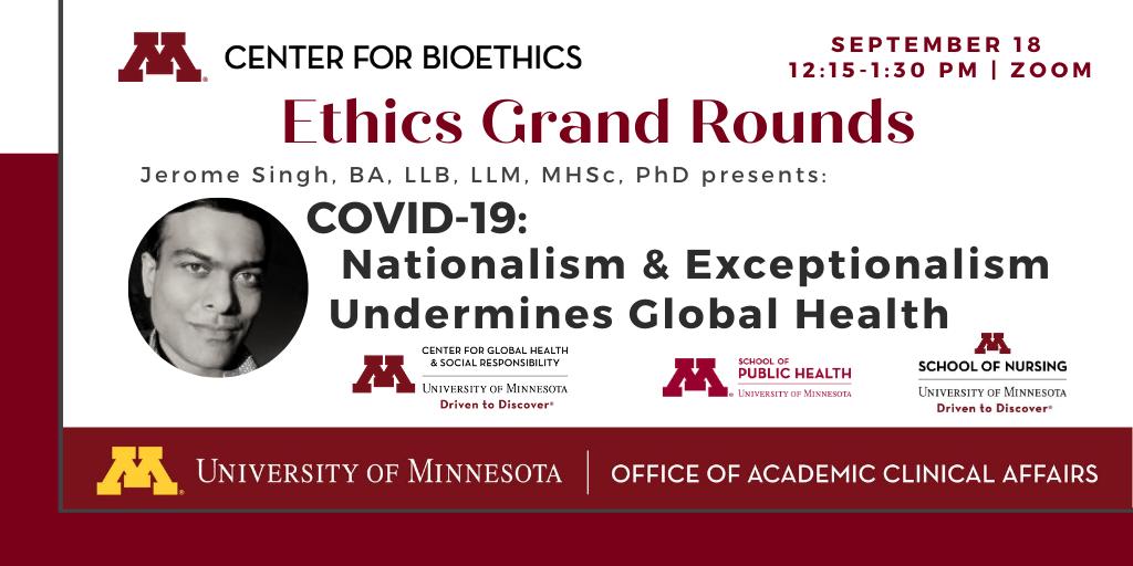 Ethics Grand Rounds