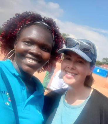 Shanna Miko and Colleague