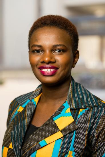 Portrait of Waruiru Mburu